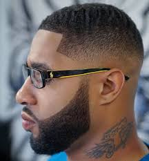 Hairstyles For Men With Big Nose by 22 Hairstyles Haircuts For Black Men Haircuts Black Man And