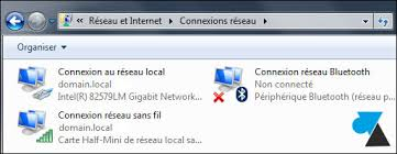 Problème Carte Réseau Wifi Dans Windows 7 Configurer La Priorité Des Cartes Réseau