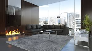 gorgeous giovani fabric contemporary sofa in a grey finish