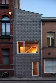 61 best narrow homes images on pinterest architecture small