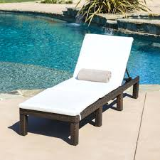 Outdoor Chaise Lounge Cushion Chaise Lounges St Black Outdoor Chaise Lounge Cushions Ateeva