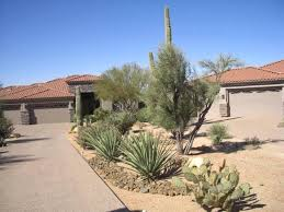 Backyard Desert Landscaping Ideas Southwest Landscaping Ideas For Front Yard Beautiful Backyard
