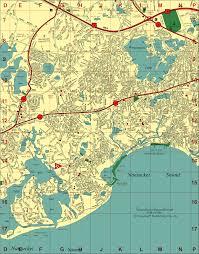 Massachusetts Maps Centerville Osterville Ma Myhometownmap Com