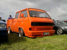 orange volkswagen van pin by gerd löpelt on vw t3 doka pinterest volkswagen vw