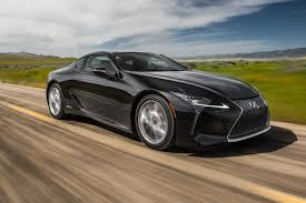 lexus coupe cost 2018 lexus lc 500 and lc 500h first test review