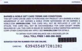 Barnes And Nobles Membership Gift Card Gift Card Green Barnes Et Noble United States Of