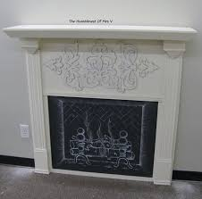 16 best fireplace cover up images on pinterest fireplace cover