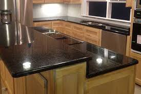 Corian Cleaning Pads Granite Corian Butcher Block And Formica Countertops In