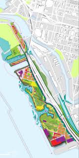 Buffalo New York Map Buffalo Outer Harbor Master Plan Scape