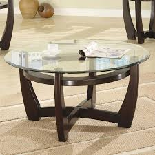 coaster round glass top dining table u2014 rs floral design beauty