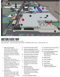 Palm Beach Map Barrett Jackson Auction Company Palm Beach 2016
