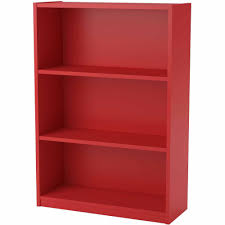 Small Red Bookcase Furniture Breakfront Bookcase With Cabinet For Family Design Your