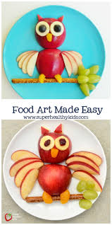 food art made easy healthy ideas for kids