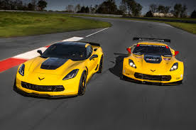 yellow corvette c7 2016 chevrolet corvette z06 adds limited edition c7 r appearance pack