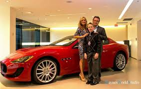 red maserati quattroporte events photographer vancouver at maserati quattroporte launch at