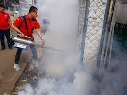 Sisir Indo tim fogging rescue perindo sisir perkungan di purwakarta