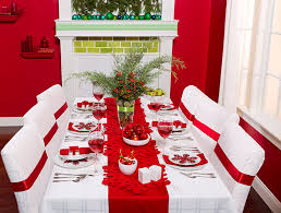 Modern Christmas Cheer Tablescape Above Beyondabove Beyond
