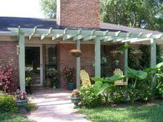 the 25 best attached pergola ideas on pinterest pergula patio