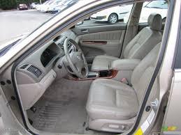 taupe interior 2002 toyota camry xle v6 photo 60612131 gtcarlot com