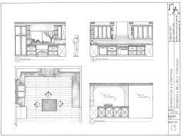 kitchen cabinet floor plans a realistic floor plan showing walls