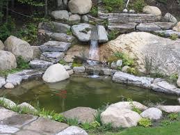 Ambiance Et Jardin Un Bassin D U0027eau Stagnante Parfait Lieu De Sérénité Et Zen