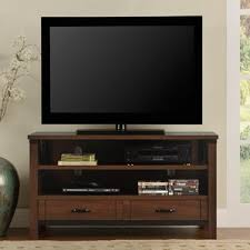 rustic tv stands you u0027ll love wayfair