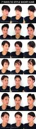 collections do different hairstyles for short