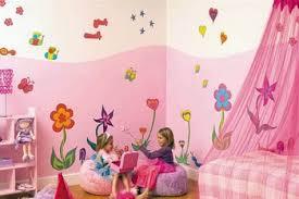 Jungle Themed Kids Bedroom Decor Home Interior Design Ideas - Childrens bedroom wall designs