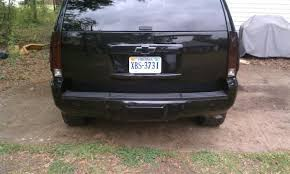 2007 cadillac escalade hitch cover hitch cover installed pics chevy tahoe forum gmc yukon