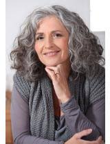 best perm for gray hair grey hairstyles
