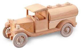 Plans For A Wooden Toy Truck by Tank Truck Pattern 15