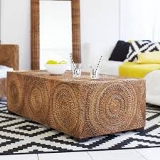 Rattan And Glass Coffee Table by Coffee Table Get More Benefits By Using The Rattan Coffee Table