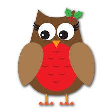 christmas owl clip art free christmas owl clip art