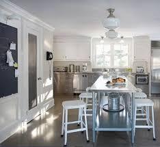stainless steel kitchen island table kitchen island prep table fresh best 25 stainless steel island ideas