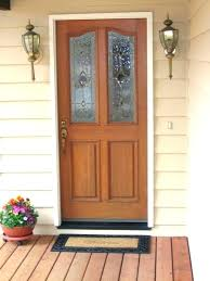 How To Replace Exterior Door Frame How To Replace Door Frame Large Size Of Front Front Door Frame