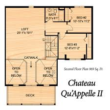 qu u0027appelle 2 log home plan by true north log homes