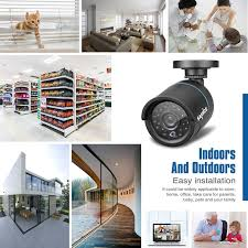 better than 1280tvl sannce 8ch 720p ahd cctv camera systems with