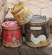 113 best canisters images on pinterest kitchen canisters