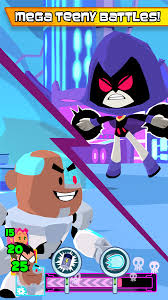 teeny titans teen titans android apps google play