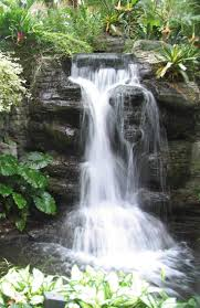 73 best waterfalls images on pinterest backyard ideas garden