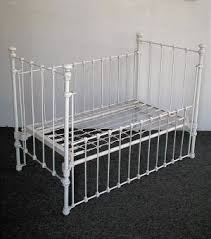 antique iron baby bed 1000 images about dolls prams baby prams on