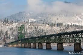 Comfort Inn Hood River Oregon Hood River Bridge By David M Cobb Picture Of Hood River Oregon