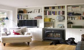 28 small living room storage ideas in built tv storage