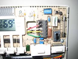 replacing thermostat heating and air conditioning handyman