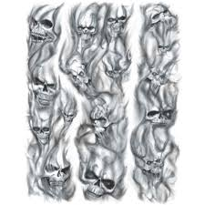 skull smoke filler 2 large and tatting
