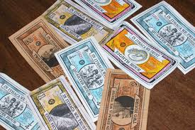 print your own money shareable