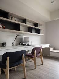 bureau blanc moderne le mobilier de bureau contemporain 59 photos inspirantes archzine fr