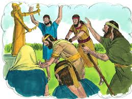 free bible images king hezekiah turns people back to god and