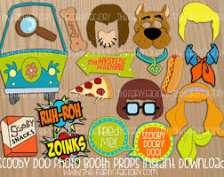 scooby doo wrapping paper scooby doo party etsy