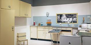 cooking up history of modern kitchen design